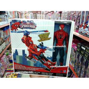 SPIDERMAN HASBRO F�ZEL� HEL�KOPTER �R�MCEK ADAM