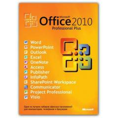 OFFICE 2010 Professional Plus - ORJ�NAL L�SANS