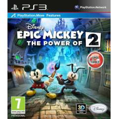 EPIC MICKEY 2 MOVE PS3 OYUN PS3 OYUNU