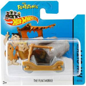 Hot Wheels The Flintmobile Metal Oyuncak Araba