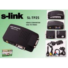 Video To VGA �evirici S-link SL-TP25