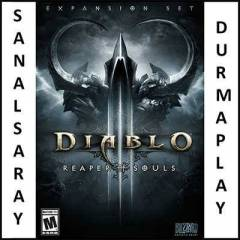 Diablo 3 Reaper of Souls Cd Key D3 ROS Epin Kodu