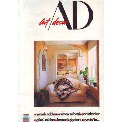 SDR@ART-DECOR..�AMDANLAR-���ELER..EYL�L 1998