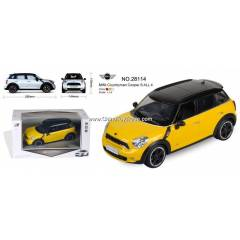 Mini Countryman Cooper S ALL 4 RC SARJLI