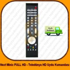 Next Minix FULL HD - Teled�nya HD Uydu Kumandas�