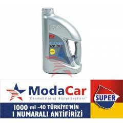 Petrol Ofisi MAVİ ANTI-FREEZE 1 LİTRE 092501