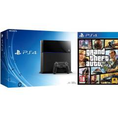 SONY PS4 500 GB - PS4 GTA5