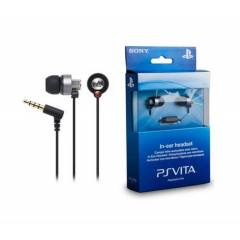 Sony PS Vita In-Ear Gri Mikrofonlu Kulaklık