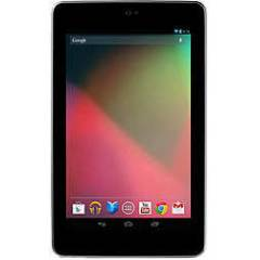 ASUS NEXUS 7 1B039A 3G W�F� ANDRO�D TABLET