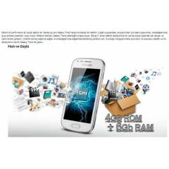Samsung S7560 Galaxy Trend CEP TELEFONU outlet