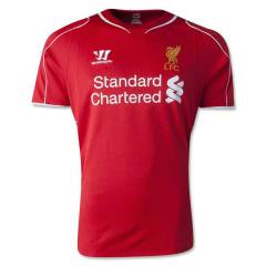ORJ LIVERPOOL HOME 14-2015 FORMA - T�M OYUNCULAR