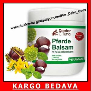 DR.C.TUNA FARMAS� AT KESTANES� KREM� 500 ML