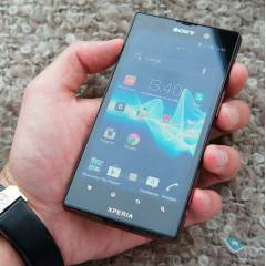 SONY XPERIA LT28h ION BLACK OUTLET FIRSATI