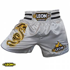 By Leon Dragon Muay Thai Kick Boks �ortu Silver