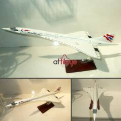 British Airways Concorde Model Uçak - Büyük Boy
