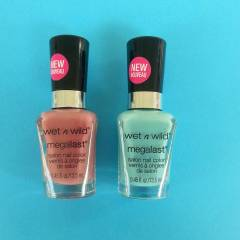 Oje Wet n Wild 2'li Set