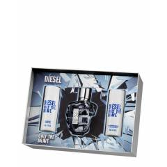 DIESEL ONLY THE BRAVE ERKEK EDT 75ML+SG 50ML+AS