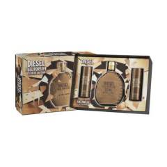 DIESEL FUEL FOR LIFE ERKEK EDT 75ML+SG 50ML+AS
