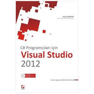 C# Programc�lar� ��in Visual Studio 2012