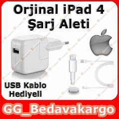 NEW �PAD 4 �PHONE 5 ORJ�NAL �ARJ ADAPT�R� + USB