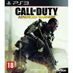 PS3 CALL OF DUTY ADVANCED WARFARE Playstation 3