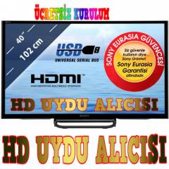 Sony KDL-40R485B 40'' LED TV Hd Uydu Al�c�l�