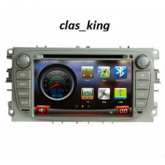 Ford Connect TV-DVD-NAV-BT MULTİMEDİA OEM