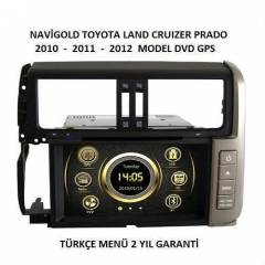 TOYOTA LAND CRUIZER MULTİMEDYA CIHAZI