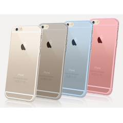 iPHONE 6 PLUS KILIF �EFFAF S�L�KON - 5.5 inc