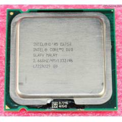 Intel Core 2 Duo E6750 2.66/4/1333 fsb i�lemci