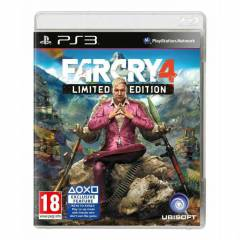 FAR CRY 4 L�M�TED EDITION  PS3 OYUNU WORLDBAZAAR