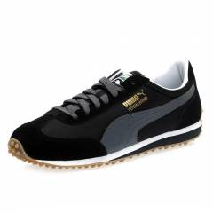 PUMA WHIRLWIND CLASSIC BLACK-GRAY MEN SHOE