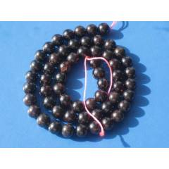 **(58)**LAL(KIRMIZI GARNET) TA�I K�RE TANE-7 MM