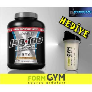 Dymatize iso 100 Whey Protein 2.27 kg + HED�YE