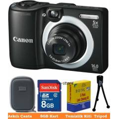 CANON A1400 16 MP HD 5x Zoom Foto�raf Makinesi