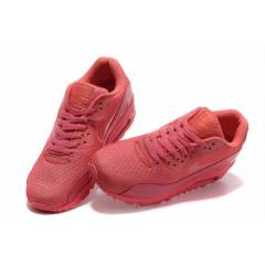 NIKE AIR MAX 90 EM ROUGE DANDS IN THE PINK RED43