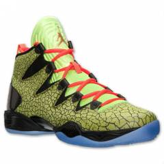 AIR JORDAN XX8 SE VOLT ICE GOLD CEMENT GREEN BLC