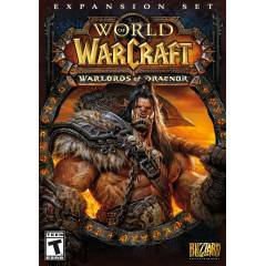 World of Warcraft-Warlords of Dreanor - US CDKEY