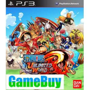 ONE PIECE UNLIMITED WORLD RED PS3 SIFIR �R�N