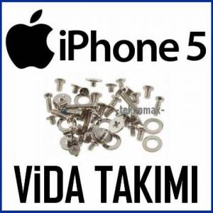 iPhone 5/5S FULL V�DA SET� KOMPLE V�DA TAKIMI