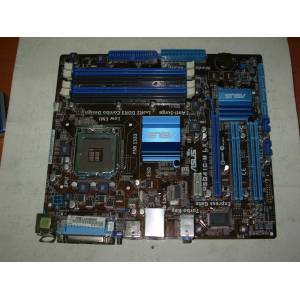 ASUS P5G41C-M LX DDR2+DDR3 LGA 775 COMBO ANAKART