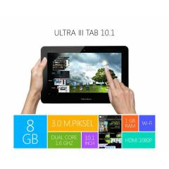 PIRANHA ULTRA III TAB 10.1*8GB*WiFi*S-IPS EKRAN*