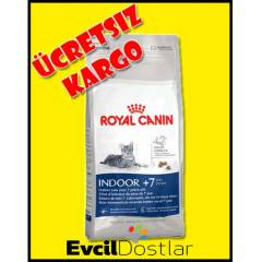 Royal Canin Indoor 7+ Ev Kedi Mamas� 3.5 KG