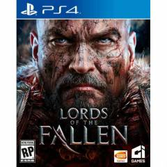 LORD OF THE FALLEN  PS4 ((WORLDBAZAAR))