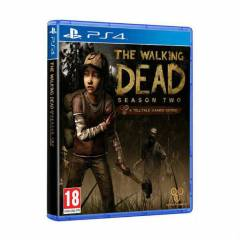 THE WALK�NG DEAD SEASON TWO PS4 ((WORLDBAZAAR))
