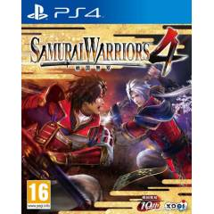 SAMURAI WARRIORS 4 PS4 OYUN  ((WORLDBAZAAR))