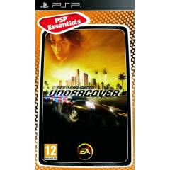 NEED FOR SPEED UNDERCOVER - PSP ORJINAL OYUN SFR