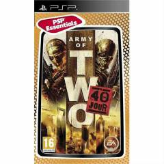 ARMY OF TWO THE 40 TH DAY - PSP ORJINAL OYUNU