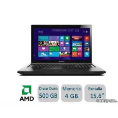 LENOVO G505 A4-5000 4 GB 500 GB 15.6 LED EKRAN