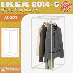 IKEA Algot Elbise Ask�l��� Elbise Ask� Stand�